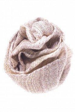 Sciarpe cotone lino