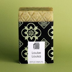 Sapone naturale Verbena Argan L'art du Bain Louise Louisa